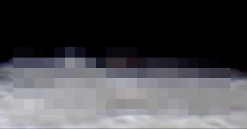 【衝撃画像】月面で発見された謎の巨大建造物