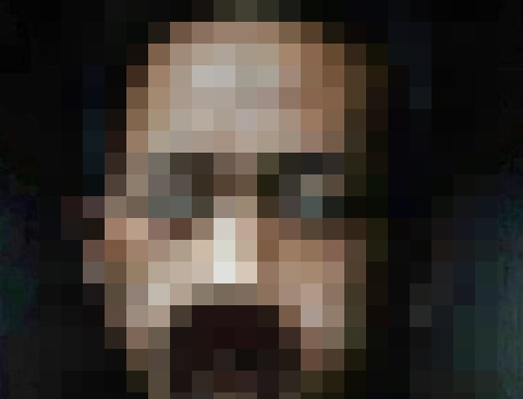 【衝撃画像】「スモッグ人」
