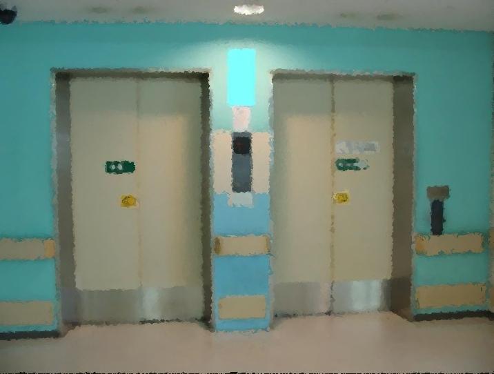 【奇妙な話】エレベーターが怖くなってしまう