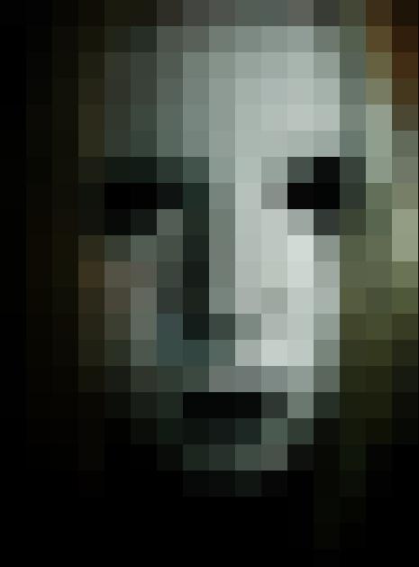 【オカルト画像】仮面系って結構迫力ある