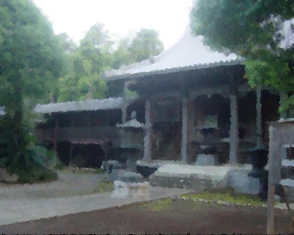 【奇妙な話】お寺で起こった不思議な現象
