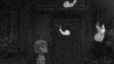 【少し怖い話】霊に追いかけられてしまう状況・・・・
