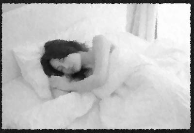 【不気味な話】寝ぼけていた??? そうとも言い切れない・・・・