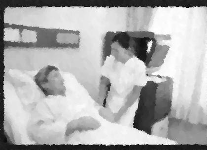 【少し怖い話】看護師の亡霊かも知れない・・・・
