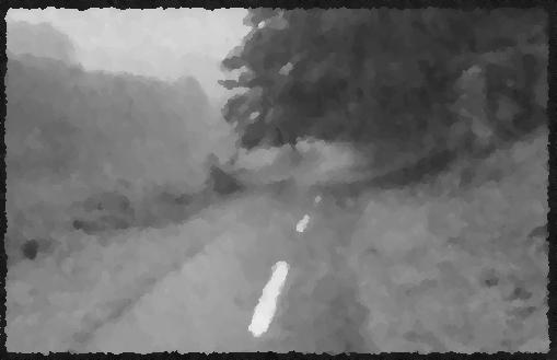 【少し怖い話】強い雨の中・・・・身が震える