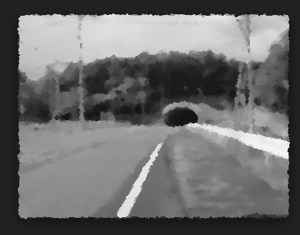 【不思議な話】嫌な噂があるのにも関わらず あるトンネルを通ってしまって