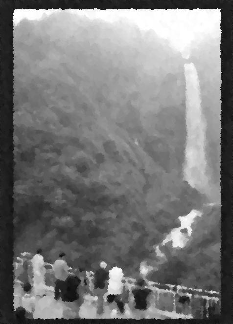 【少し怖い話】日光にある華厳の滝で起こった出来事